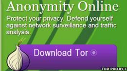 Página de Tor