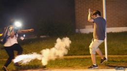 Tensión en Ferguson