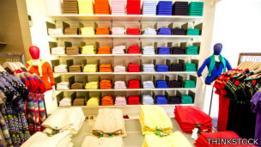 Ropas de colores