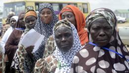 Mujeres en Liberia