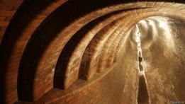 Túnel de cloacas