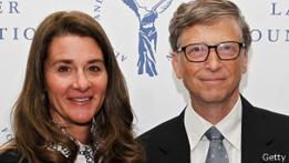 Bill Gates y Melinda
