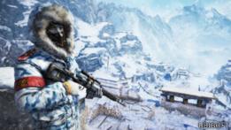 Imagen del videojuego Far Cry 4, ambientado en los Himalayas