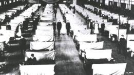 Hospital improvisado