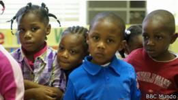 Niños de Mississippi