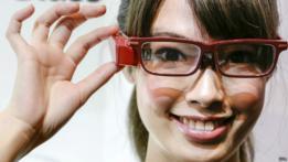 Prototipo de Toshiba Glass