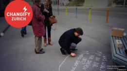 Imagen de una acción de Changify en Zurich