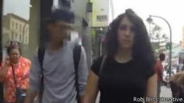 Video de Shoshana Roberts en Nueva York