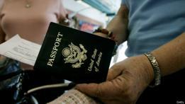 pasaporte de EE.UU.