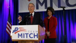 Senador Mitch McConnell