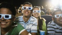 ¿Daña el cine 3D la visión de los niños?