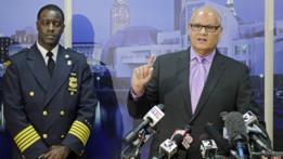 Agentes de policía de Cleveland