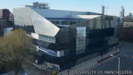 Universidad de Manchester el Instituto Nacional de Grafeno