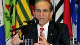 Ministro brasileño de Salud, Marcelo Castro.