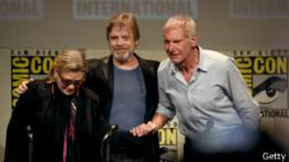 Fisher, Hamill, Ford