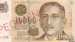 Llevar este billete asiático en el bolsillo supone llevar encima una fortuna: US$ 7.221 en el momento en que se escribieron estas líneas.