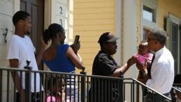 Obama, Nueva Orleans