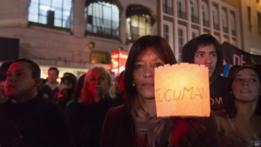 Protestas en Tucumán