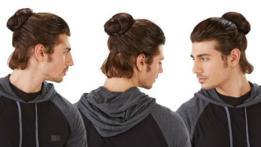 El Mono Postizo Se Impone En La Moda Del Peinado Para Hombres En Ee