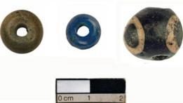 Cuentas de la Edad de Bronce