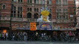 El Palace Theather de Londres