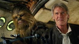 "Escena de ""The Force Awakens"""