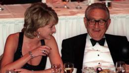 Lady Di y Kissinger