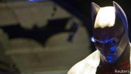 Estatua de Batman