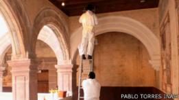 Trabajo de restauración