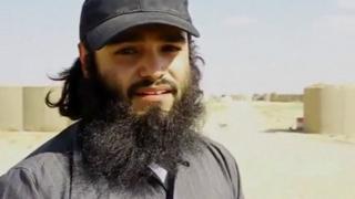 Presunto militante chileno de ISIS