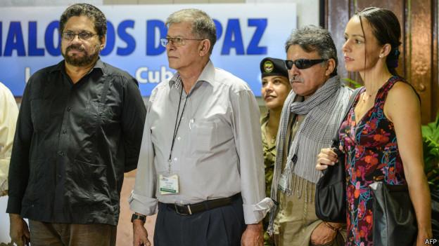 Delegacion de las FARC