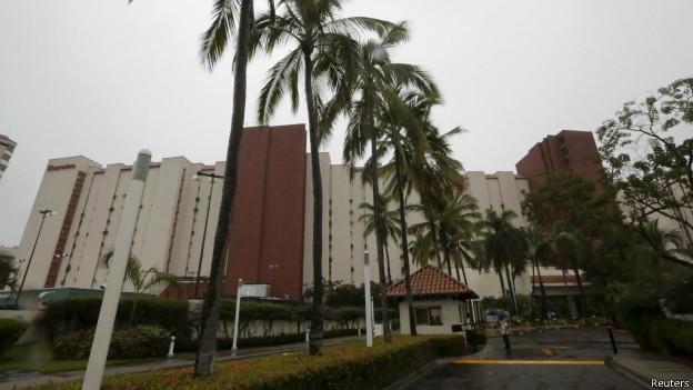 El hotel Grand Velas Riviera Nayari