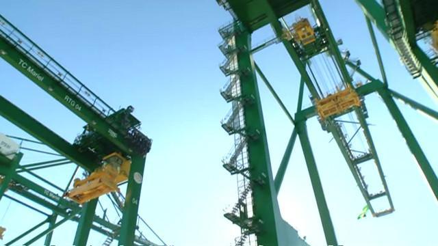 Porto de Mariel | Foto: BBC