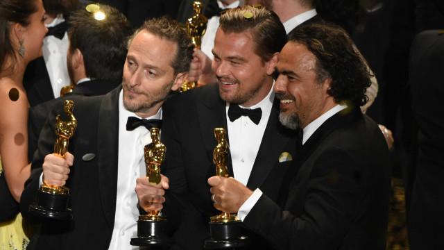 Oscar 2016: Leonardo DiCaprio aktor terbaik, Spotlight
