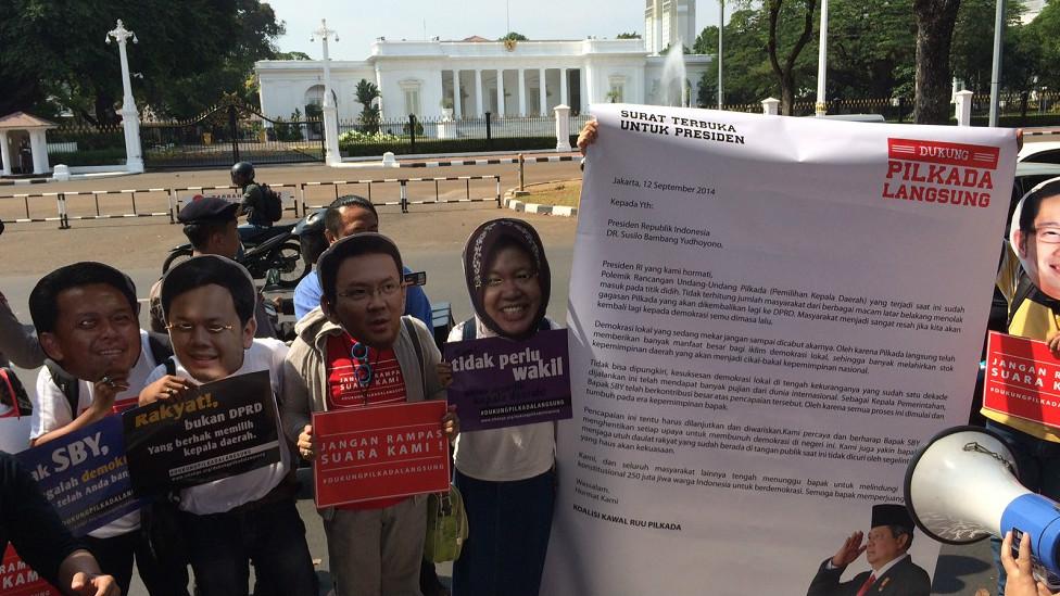 Arti Demokrasi Bagi Indonesia