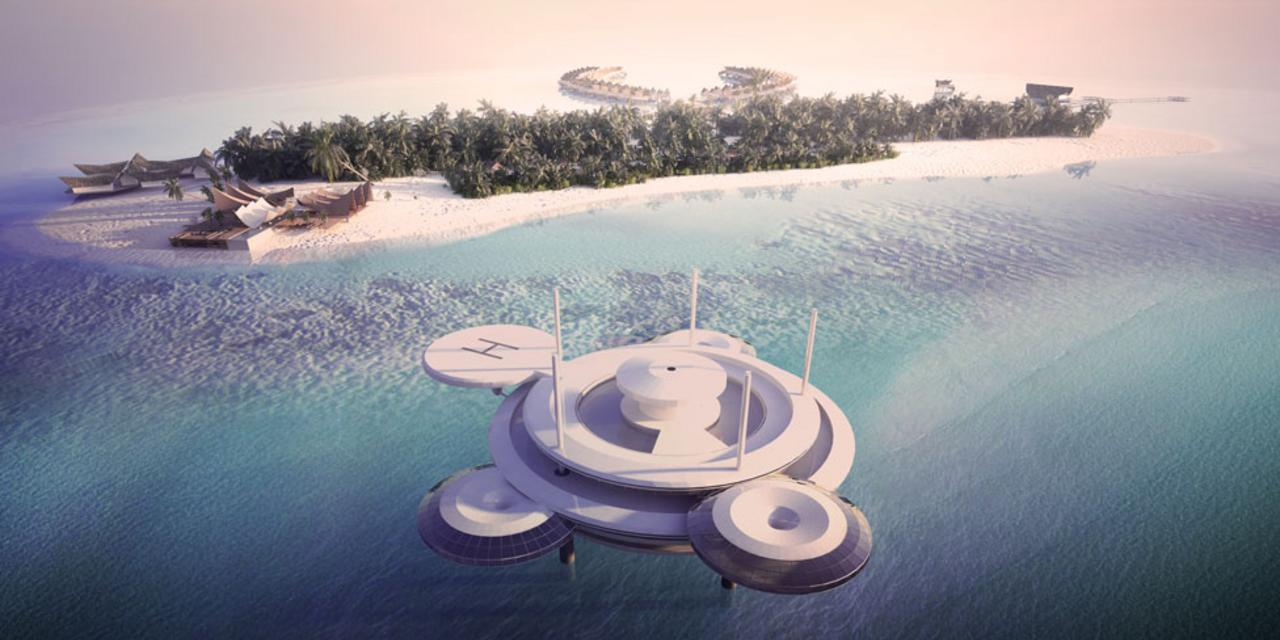 Will we ever... live in underwater cities?