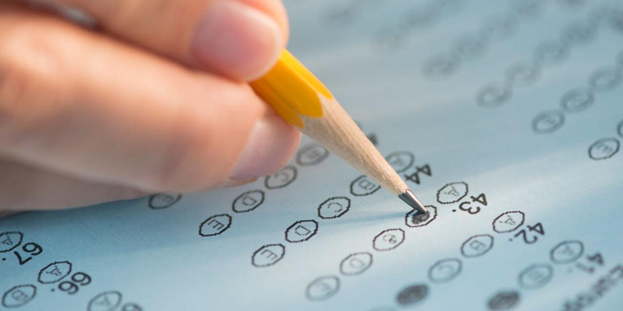 The secret to acing exams