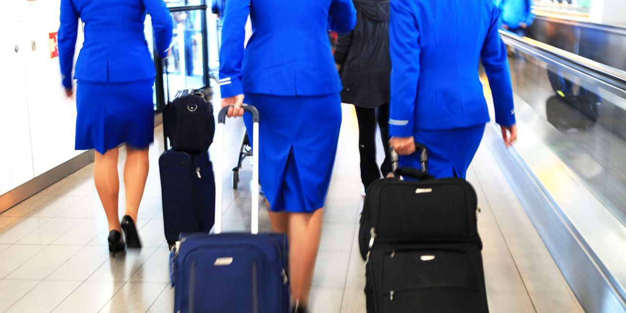 Meet the flight attendant who spreads joy in the skies