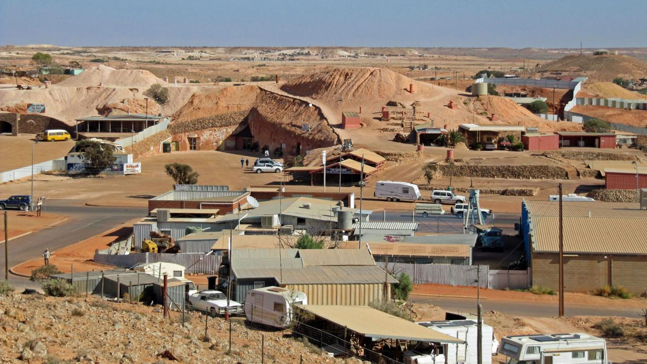 Coober Pedy (Credit: David Whitley)
