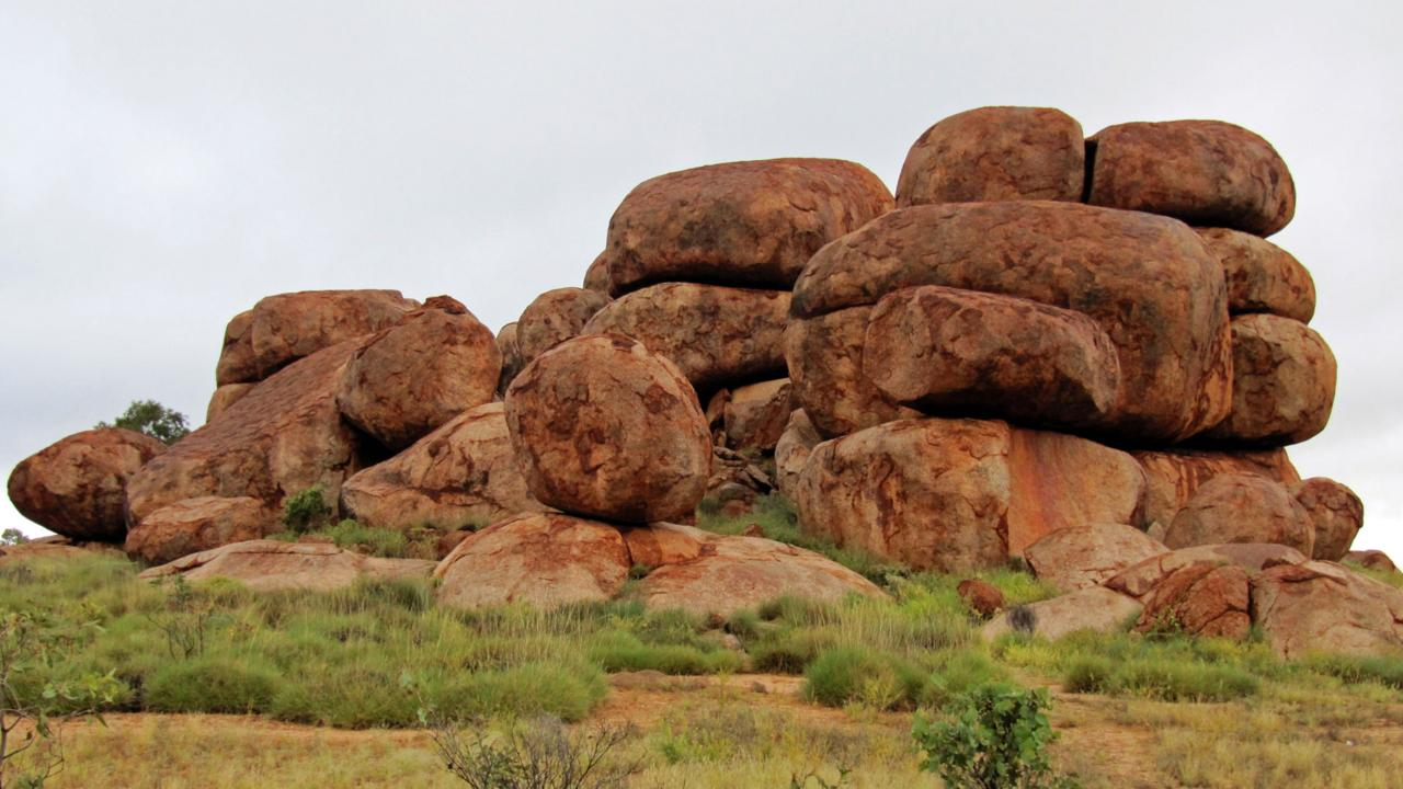 Devil's Marbles (Credit: David Whitley)