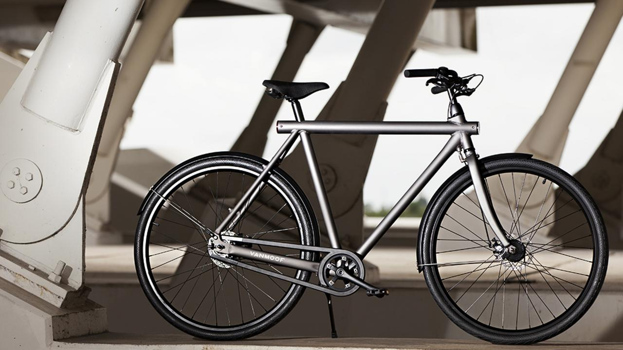 Vanmoof S Series