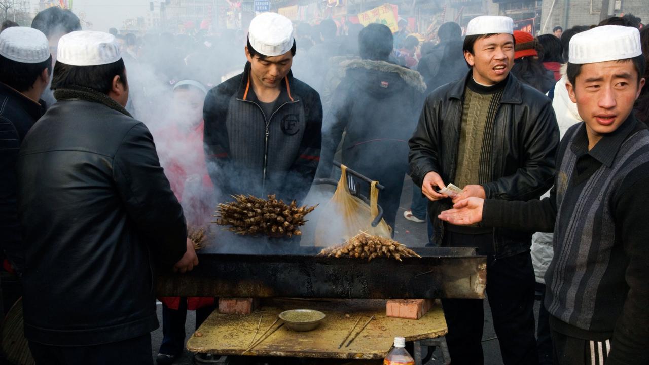 Niu Jie Mosque, Beijing, China (Credit: Christian Kober/Getty)