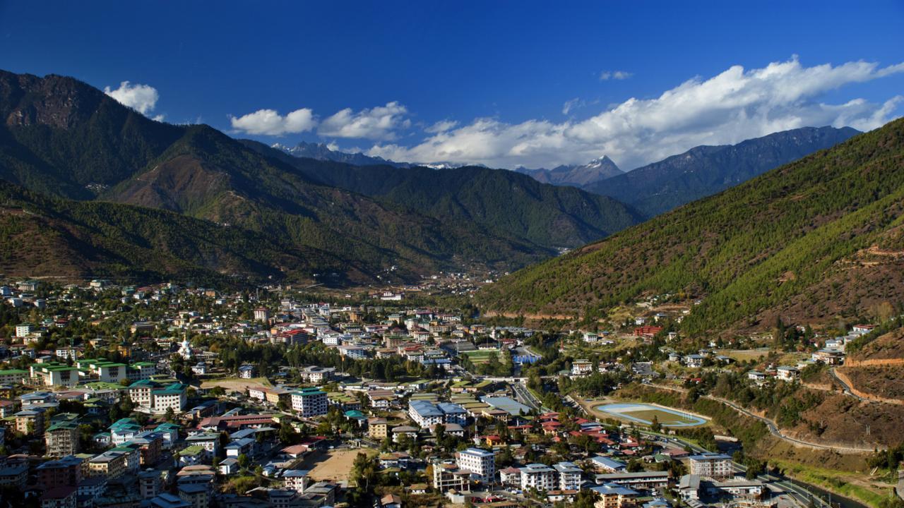 Thimphu (stolica Bhutanu)
