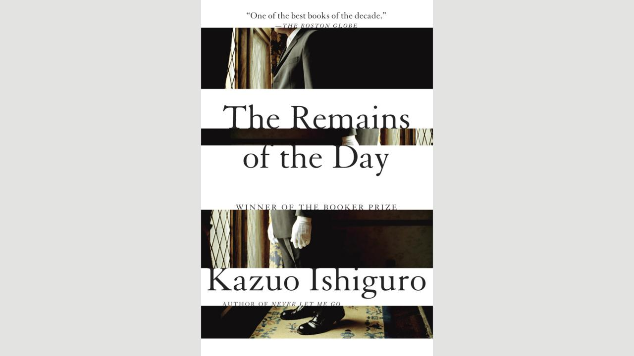18. The Remains of the Day (Kazuo Ishiguro, 1989) (Credit: Credit: Vintage International)