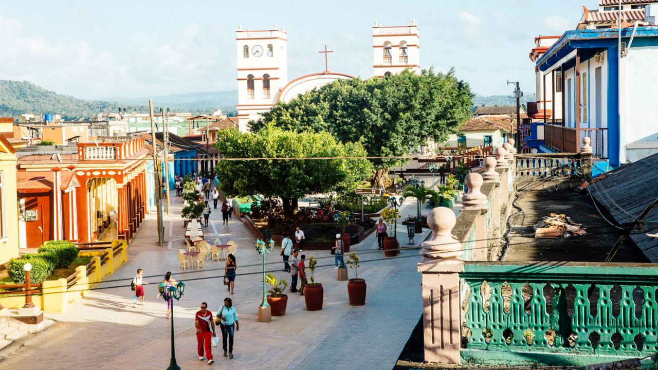 The colourful coastal city of Baracoa (Credit: Credit: Tanveer Badal)
