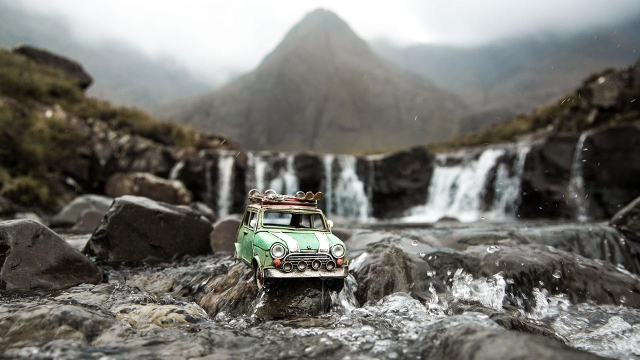 Fairy Pools, Isle of Skye, Scotland (Credit: Credit: Kim Leuenberger)