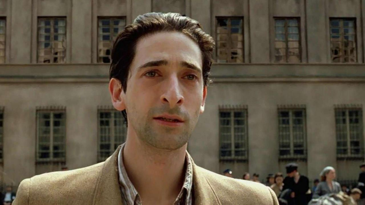 9. Adrien Brody wins best actor (Credit: Credit: Focus Features)