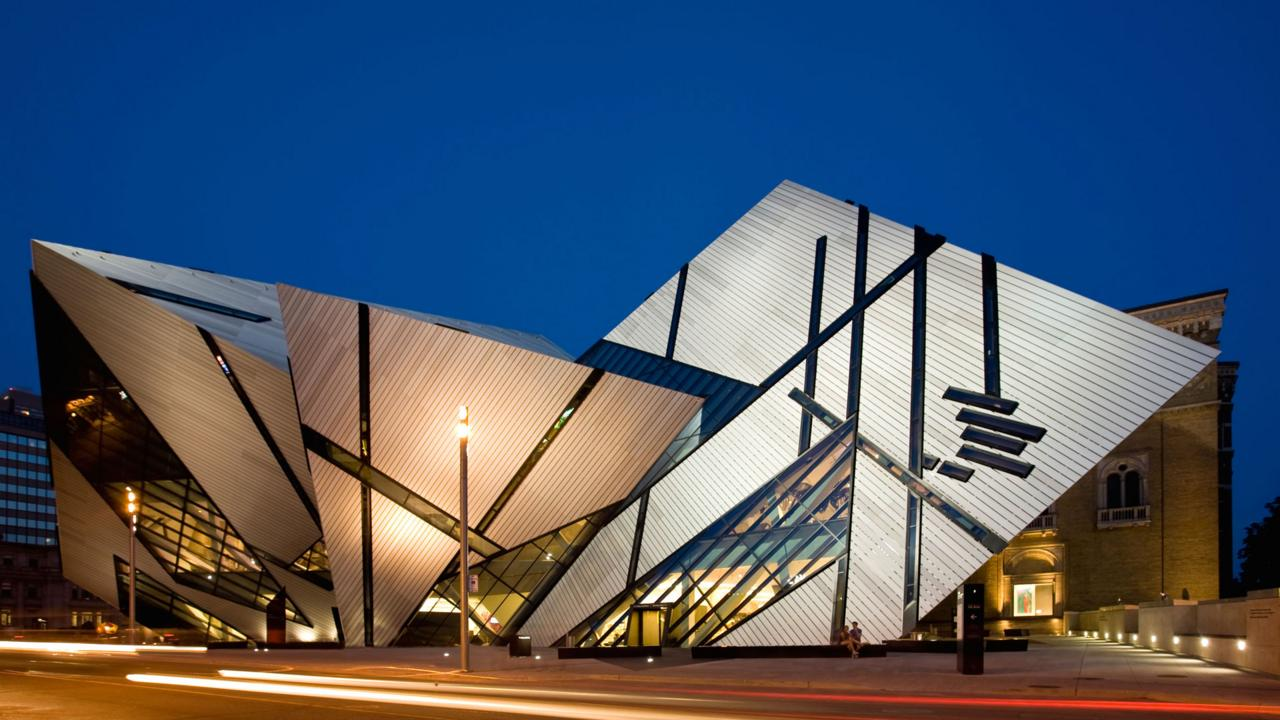 Royal Ontario Museum, Canada (Credit: Credit: Bill Brooks / Alamy Stock Photo)