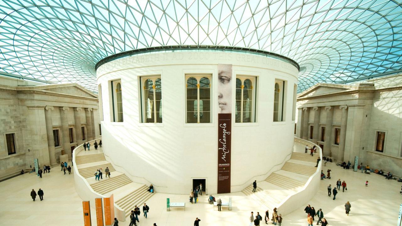 British Museum, London (Credit: Credit: David Pearson / Alamy Stock Photo)