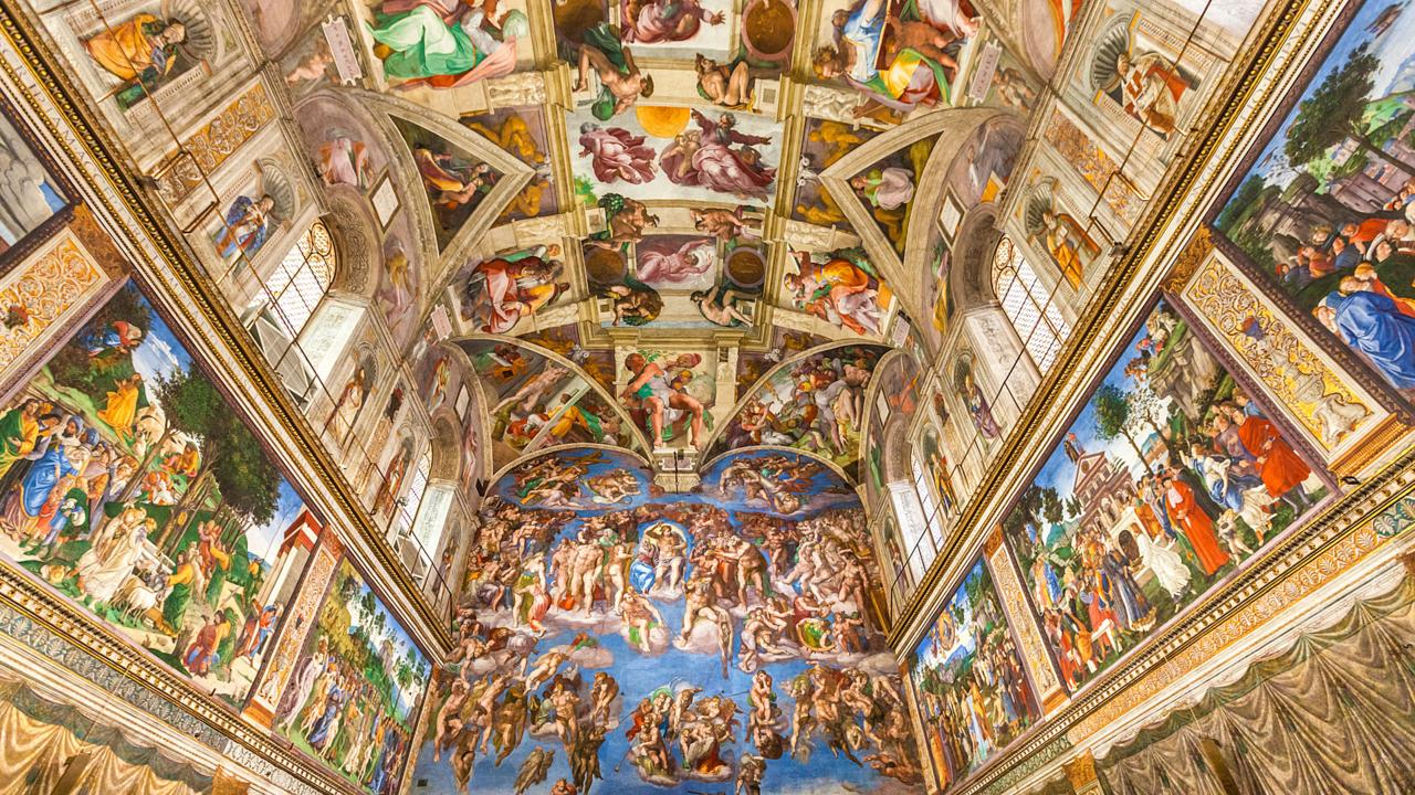 Vatican Museums, Italy (Credit: Credit: Exotica / Alamy Stock Photo)